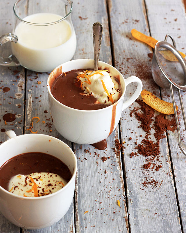 Hot Chocolate Recipe In Afrikaans