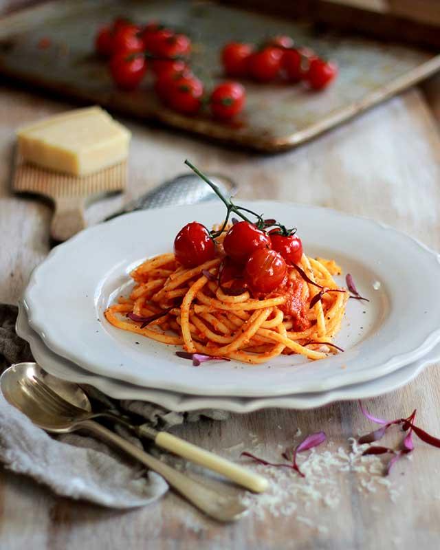 red velvet pasta sauce