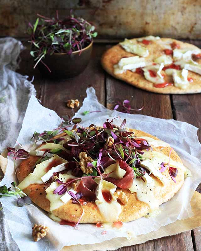 walnut pizza