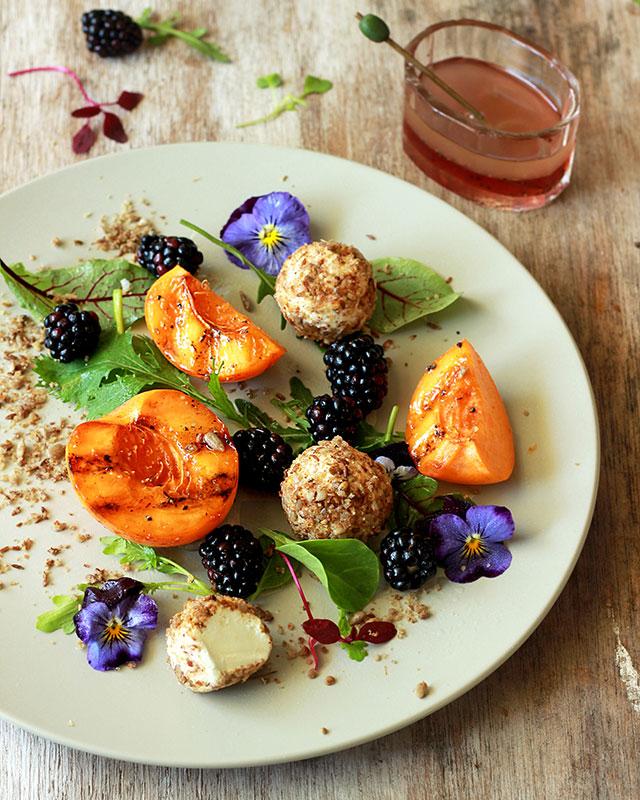 roasted-nectarine-salad