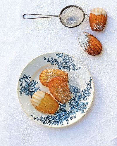 madeleines-french-pastry