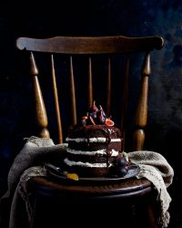 Lizet-Hartley-Food-Photography-Chocolate-Cake
