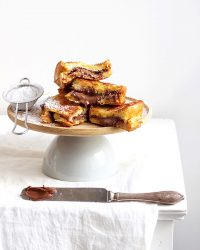 Nutella-French-Toast-Lizet-Hartley-Food-Photography